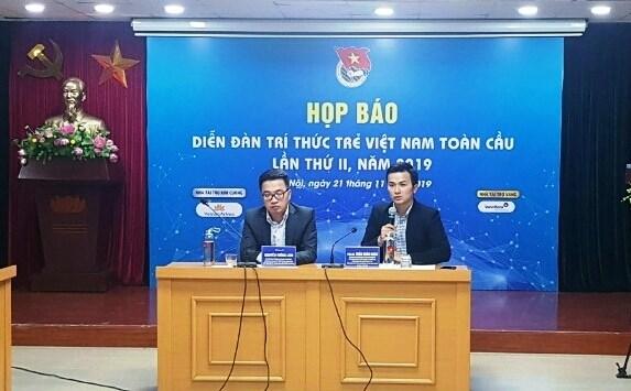 Efectuaran Foro Global de Jovenes Intelectuales vietnamitas hinh anh 1