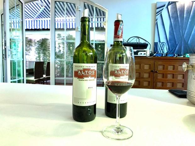 Ambiciona Argentina extender mercado vitivinicola en Vietnam hinh anh 2