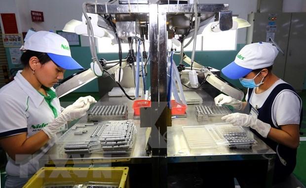 Impulsan Vietnam y Japon la cooperacion industrial hinh anh 1