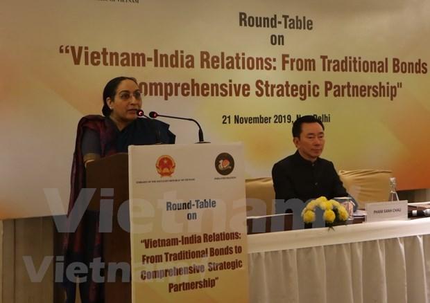 Destaca la India importancia de rutas de navegacion a traves del Mar del Este hinh anh 1