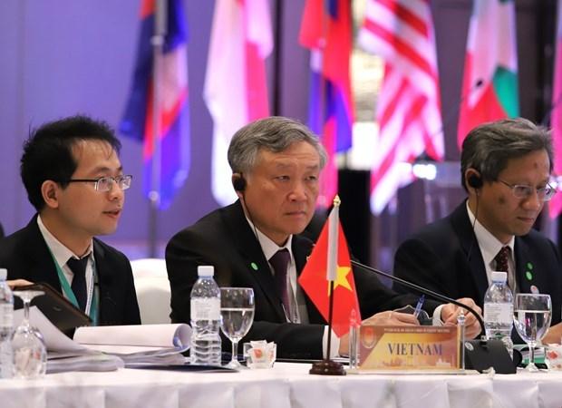 Vietnam ratifica apoyo al Consejo de Jefes de Justicia de la ASEAN hinh anh 1
