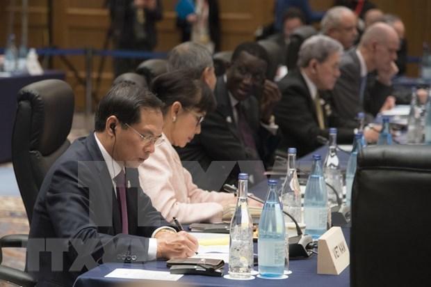 Reafirma Vietnam esfuerzos por contribuir a la paz mundial hinh anh 1