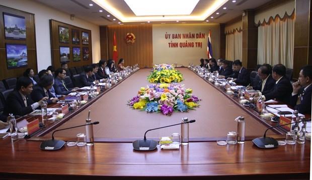 Provincias de Vietnam y Tailandia agilizan cooperacion multifacetica hinh anh 1