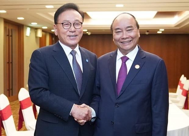 Destacan contribucion de consul general honorario de Vietnam en Corea del Sur hinh anh 1
