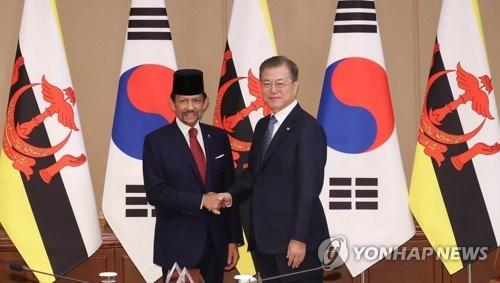 Corea del Sur y Brunei acuerdan potenciar la cooperacion tecnologica hinh anh 1