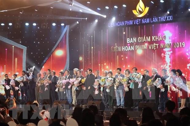 Festival de Cine de Vietnam inaugura su XXI edicion hinh anh 1