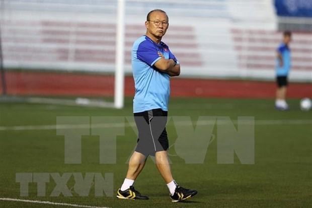 Vietnam luchara con mayores esfuerzos en cada partido en SEA Games 30, afirma su entrenador hinh anh 1
