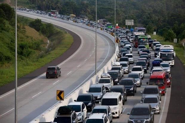 Promueve Indonesia inversiones en construccion de autopistas hinh anh 1