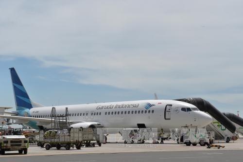 Predominan empresas extranjeras en mercado de mantenimiento de aviones en Indonesia hinh anh 1