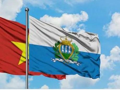 Proyectan Vietnam y San Marino aumentar cooperacion en economia, cultura y turismo hinh anh 1