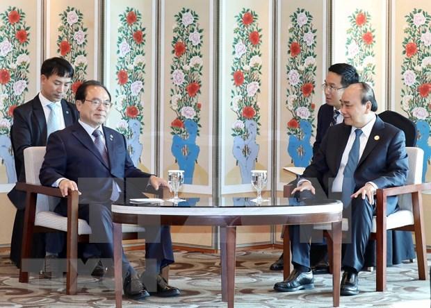Promete Vietnam mejores condiciones para los surcoreanos en el pais hinh anh 1