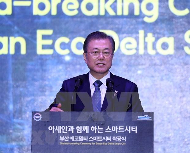 Exhorta Corea del Sur a fortalecer cooperacion cultural con la ASEAN hinh anh 1