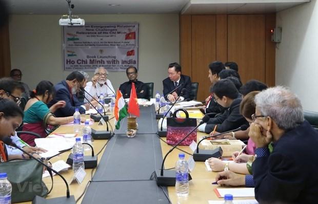 Consolidan Vietnam y la India la confianza mutua hinh anh 1