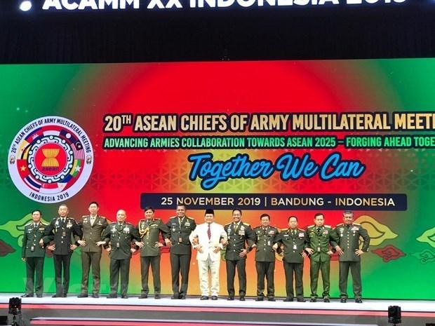Llama Vietnam a mayor cooperacion en ASEAN para enfrentar desafios de seguridad hinh anh 1