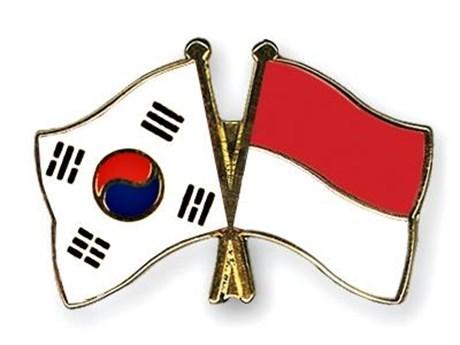 Concluyen Corea del Sur e Indonesia negociaciones sobre TLC hinh anh 1