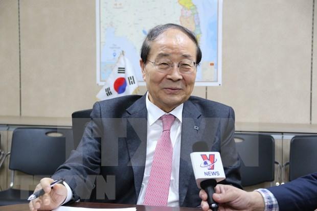 Destacan necesidad de aumentar el intercambio pueblo a pueblo entre Vietnam y Corea del Sur hinh anh 1