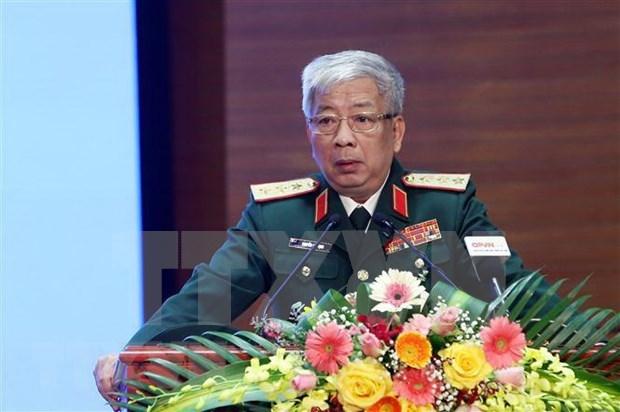 Anuncia Vietnam conferencias y eventos del sector de defensa de la ASEAN durante 2020 hinh anh 1