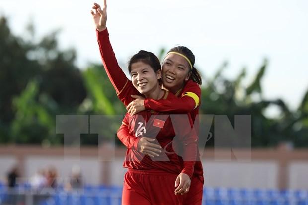 A Vietnam se le escapa la victoria en los ultimos minutos en partido contra Tailandia hinh anh 1