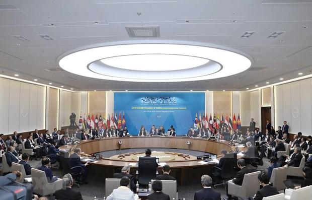 Propone Vietnam aumentar conectividad entre Corea del Sur y la ASEAN hinh anh 1