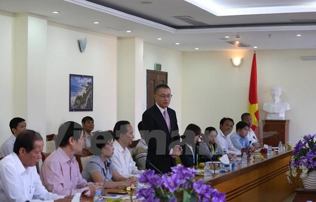 Crean fondo de asistencia a educandos camboyanos de origen vietnamita hinh anh 1