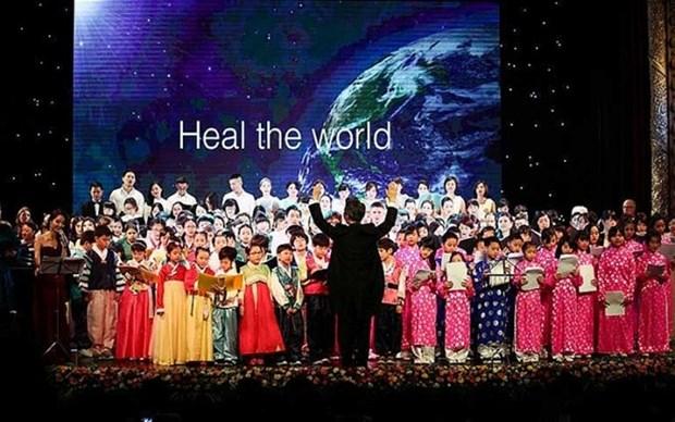 Efectuaran en Hanoi velada musical para recaudar fondos caritativos hinh anh 1