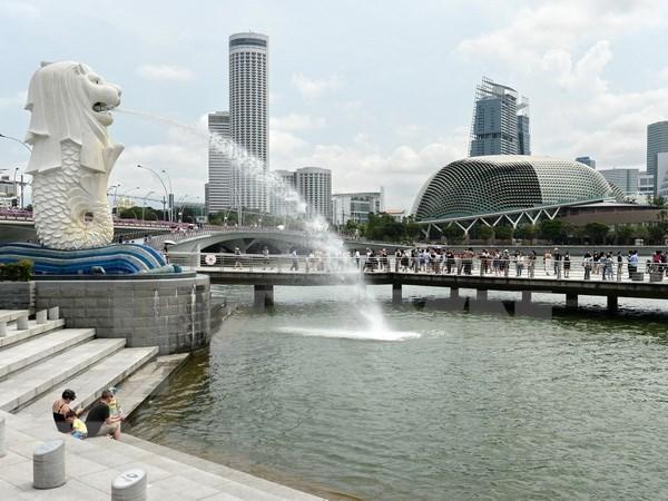 Economia de Singapur podria crecer hasta el uno por ciento en 2019 hinh anh 1