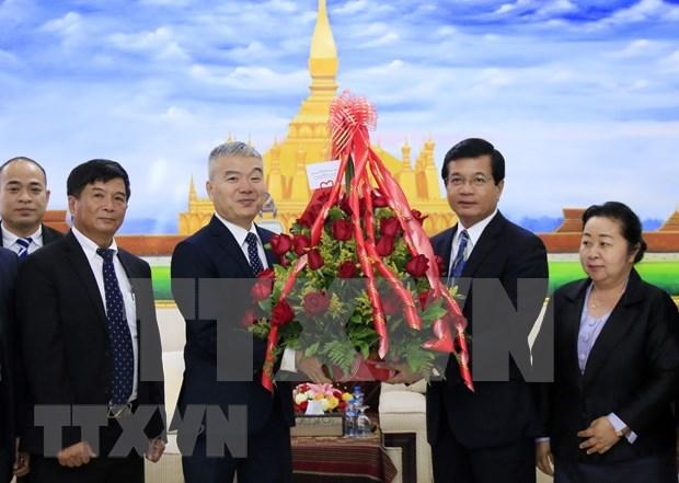 Felicita Vietnam a Laos por aniversario 44 de su Dia Nacional hinh anh 1