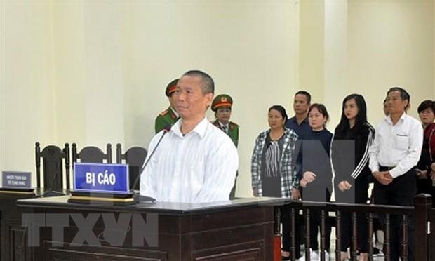 Condenan en Vietnam a acusado de propaganda antiestatal hinh anh 1