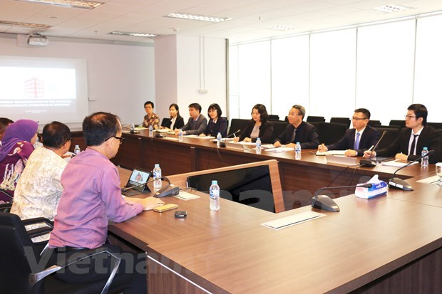 Impulsan Vietnam e Indonesia cooperacion en supervision financiera hinh anh 1