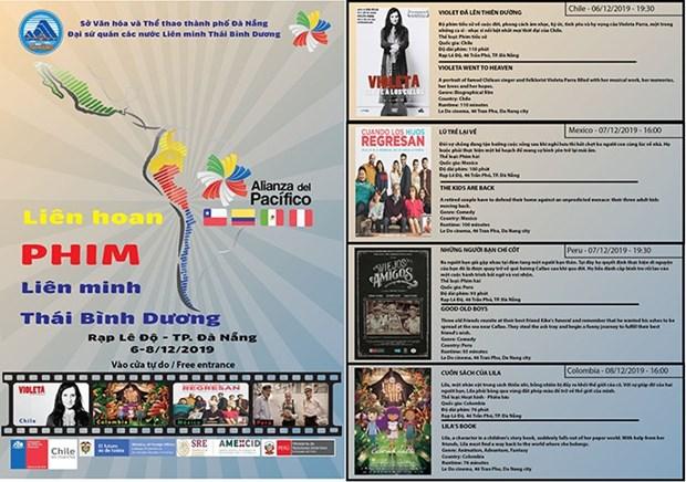 Celebraran en Vietnam Festival de Cine de la Alianza del Pacifico hinh anh 1