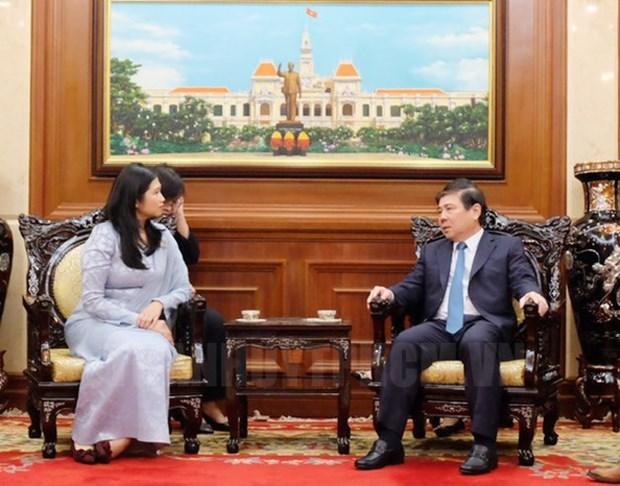 Promueve Ciudad Ho Chi Minh fortalecimiento de los lazos con Malasia hinh anh 1