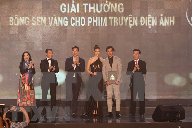 Reconocen en los Premios Loto de Oro a lo mejor del cine vietnamita hinh anh 1