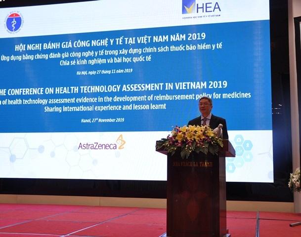 Enfatizan desempeno de la evaluacion de tecnologias sanitarias en Vietnam hinh anh 1