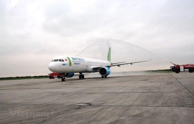 Abrira aerolinea vietnamita Bamboo Airways ruta directa a Australia hinh anh 1