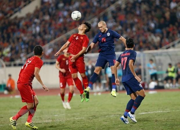 Mejora el futbol de Vietnam su posicion en ranking mundial hinh anh 1
