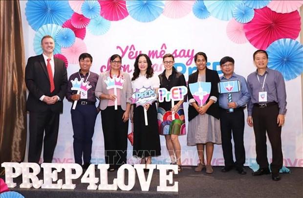 Amplia Vietnam su Programa Nacional contra el VIH hinh anh 1