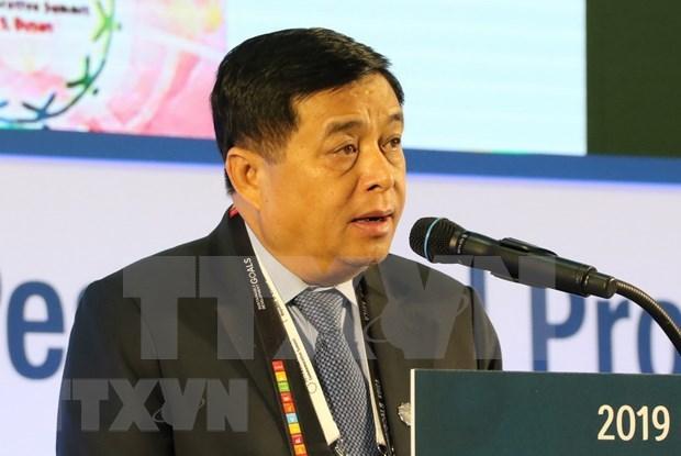 Desarrollan Vietnam y Australia la primera conferencia ministerial de asociacion economica hinh anh 1