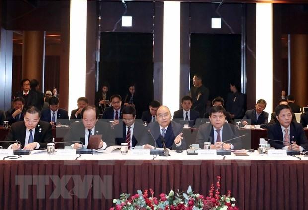 Refirma Vietnam compromiso para estrechar los lazos ASEAN-Corea del Sur hinh anh 1