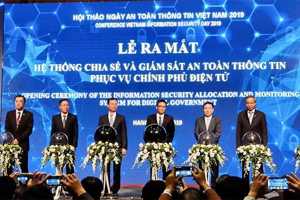 Inaugura Vietnam Sistema de Intercambio y Supervision de Informacion hinh anh 1