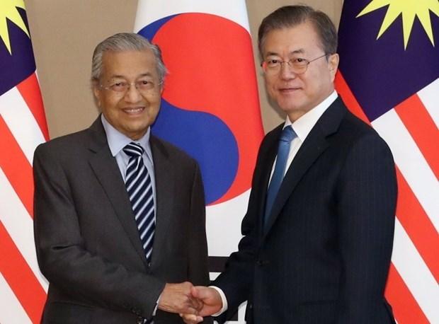 Estableceran Corea del Sur y Malasia asociacion estrategica hinh anh 1