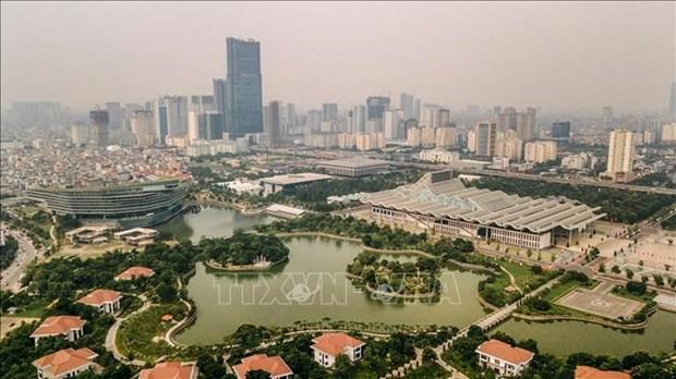 Estudian en Vietnam futuro urbano en Asia hinh anh 1