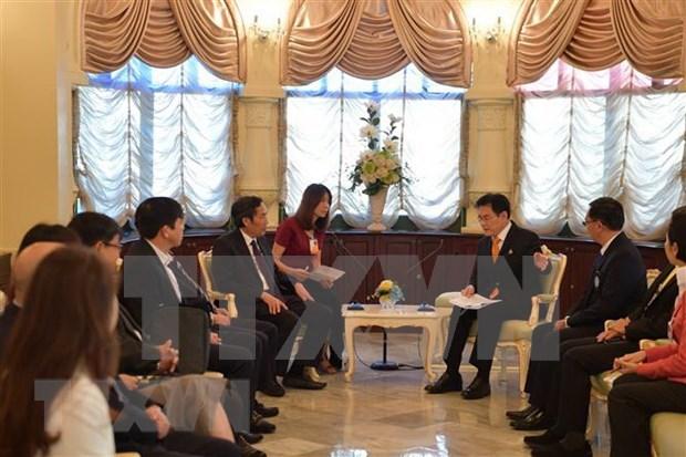 Tailandia respalda a Vietnam en la organizacion del Ano ASEAN 2020 hinh anh 1