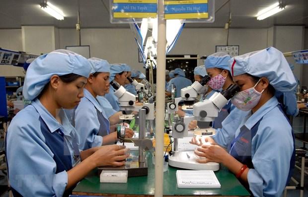 Crece produccion industrial de Vietnam 9,3 por ciento en 11 meses hinh anh 1