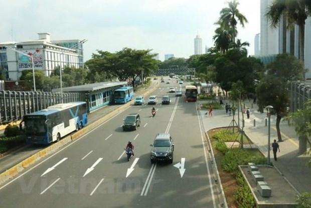 Reduce Indonesia su pronostico de crecimiento economico para 2019 hinh anh 1