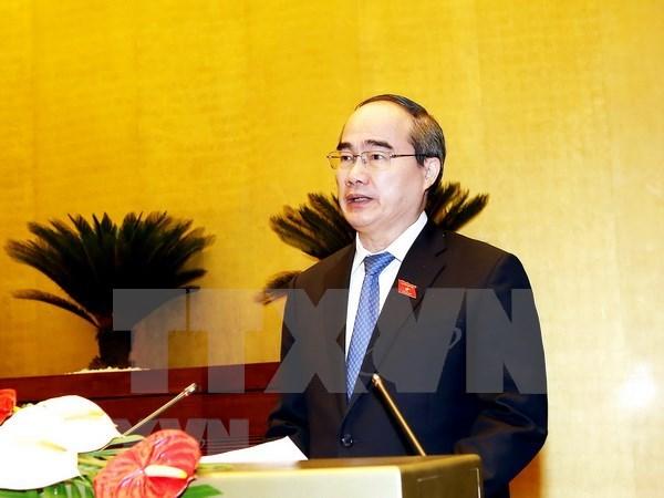 Ciudad Ho Chi Minh busca intensificar lazos con Australia hinh anh 1