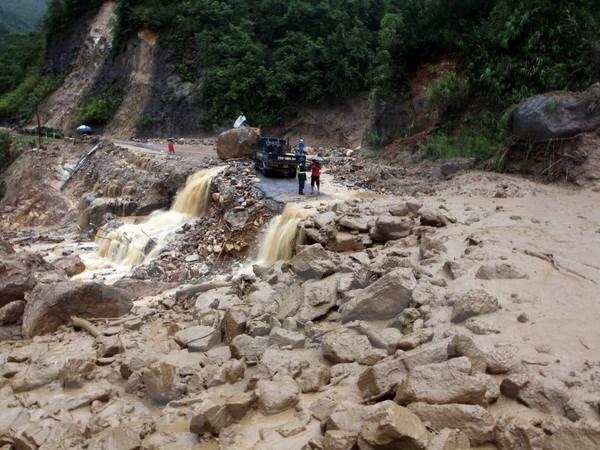 La India, Sri Lanka y Filipinas sufren afectaciones de desastres naturales hinh anh 1