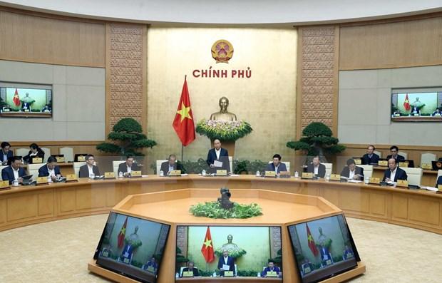 Los logros economicos consolidan la confianza del pueblo en el Gobierno, afirma primer ministro vietnamita hinh anh 1