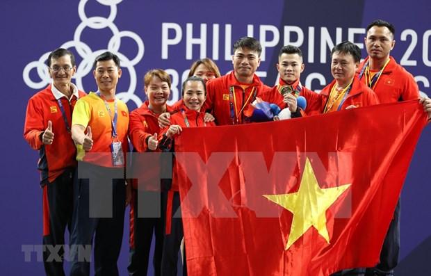 Espiritu deportivo consolida vinculos entre Vietnam y Corea del Sur hinh anh 1