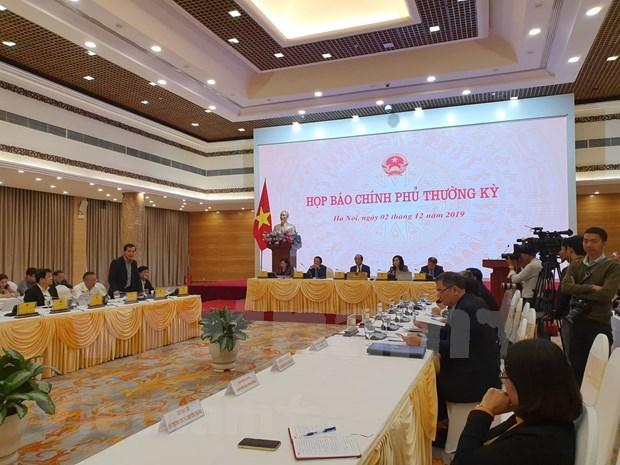 Crecimiento de IPC de Vietnam toca fondo en tres anos hinh anh 1