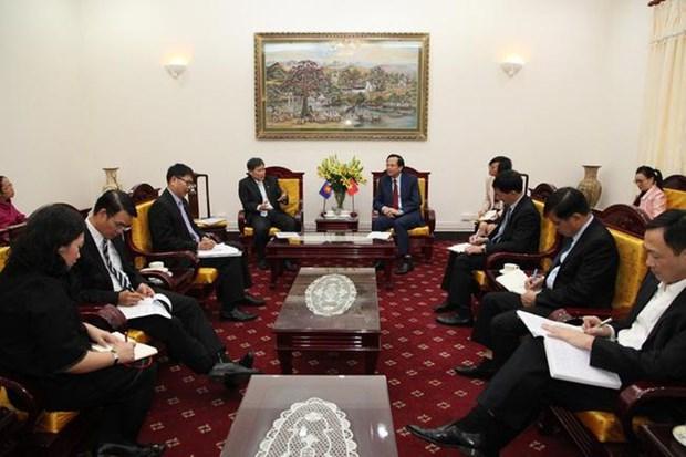 Aplaude la ASEAN aprobacion del Codigo de Trabajo de Vietnam hinh anh 1